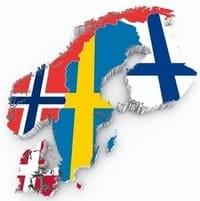 Casino i Nordiska länder