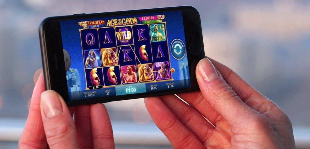 Mobila casinon i Norge